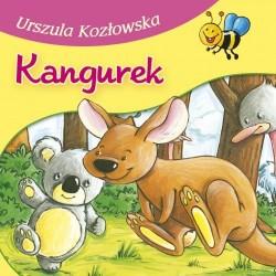Skrzat Książeczki dla Dzieci Książeczka z Wierszykami URSZULA KOZŁOWSKA Kangurek 4927