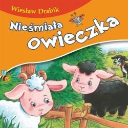 Skrzat Książeczki dla Dzieci Książeczka z Wierszykami WIESŁAW DRABIK Nieśmiała Owieczka 7171