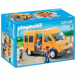 PLAYMOBIL 6866 CITY LIFE Szkolny Autobus