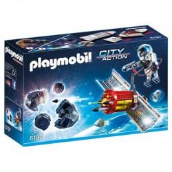 PLAYMOBIL 6197 CITY ACTION Centrum Kosmiczne - Niszczyciel Meteroidów