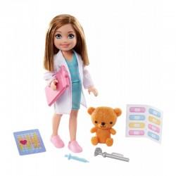 Mattel BARBIE CHELSEA CAN BE Lalka Chelsea Doktor GTN88