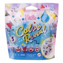 Mattel BARBIE COLOR REVEAL Kolorowa Niespodzianka Zwierzątko GTT11