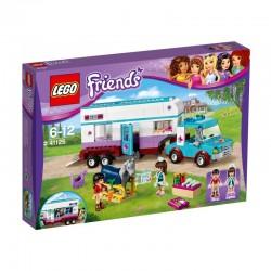 LEGO FRIENDS 41125 Przyczepa Lecznicza dla Koni NOWOŚĆ 2016