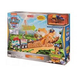 SPIN MASTER Psi Patrol Dino Rescue ZESTAW Z WYRZUTNIĄ CHASE T-REX 6058323