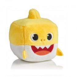 Pinkfong BABY SHARK MASKOTKA Z DŹWIĘKIEM Baby Shark Żółty 03301