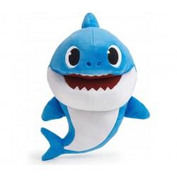 Pinkfong BABY SHARK MASKOTKA PACYNKA ŚPIEWAJĄCA Daddy Shark 61180