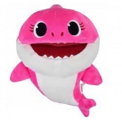 Pinkfong BABY SHARK MASKOTKA PACYNKA ŚPIEWAJĄCA Mommy Shark 61180