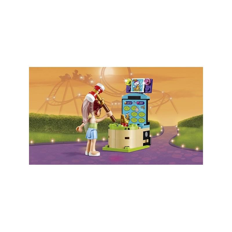 Lego Friends 41127 Automaty W Parku Rozrywki Nowość 2016 Pan Zabawka