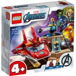 LEGO AVENGERS 76170 Iron Man vs Thanos