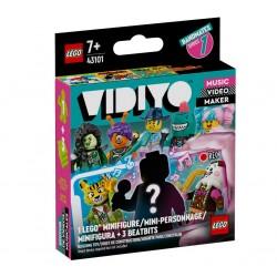 LEGO VIDIYO 43101 Minifigurka Bandmates + 3 BeatBits SERIA 1