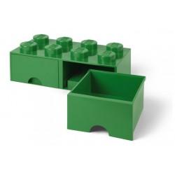 LEGO Pojemnik 8 na Zabawki z Szufladami ZIELONY 9548