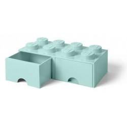 LEGO Pojemnik 8 na Zabawki z Szufladami AQUA 9906