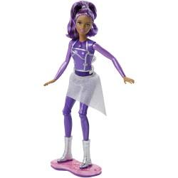 Mattel - DLT23 - Lalka - Barbie - Star Light Adventure - Barbie Gwiezdna Przygoda - Barbie Gwiezdna Surferka