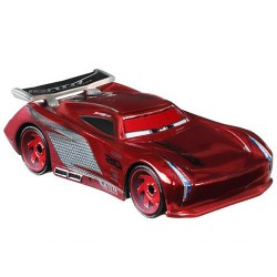 Mattel CARS AUTA Samochodzik Metalowy JACKSON STORM JACKSON SZTORM Czerwony GRR90