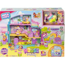 Magic Box Toys MOJI POPS Zestaw z Domkiem i Akcesoriami HOUSE PARTY 1403
