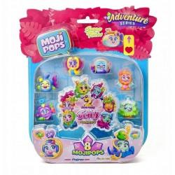 Magic Box Toys MOJI POPS Adventure Zestaw 8 Figurek 0301