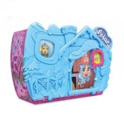 Magic Box Toys MOJI POPS Adventure Team Spots Figurka + Akcesoria POLAR 1101