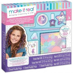 Make It Real ZESTAW MAKE UP + MANICURE Deluxe Unicorn Makeover 2461