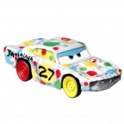 Mattel CARS AUTA Samochodzik Metalowy JAMBALAYA CHIMICHANGA GXG41