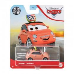 Mattel CARS AUTA Samochodzik Metalowy CARTNEY CARSPER GRR51