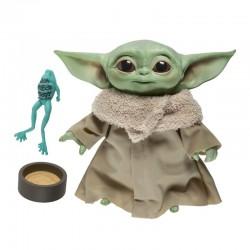 Hasbro Star Wars THE MANDALORIAN Figurka Pluszowa z Dźwiękiem THE CHILD BABY YODA F1115