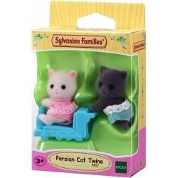 SYLVANIAN FAMILIES Zestaw z Figurkami i Akcesoriami Bliźniaki Perskich Kotków 5457