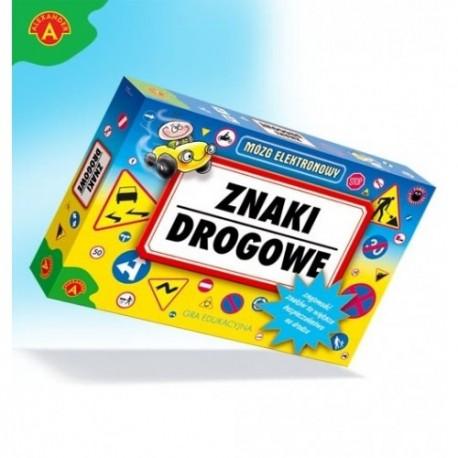 Alexander - Gra Edukacyjna - Znaki Drogowe
