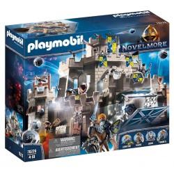PLAYMOBIL Novelmore 70220 Duży Zamek Novelmore