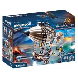 PLAYMOBIL Novelmore 70642 Sterowiec Dario Novelmore
