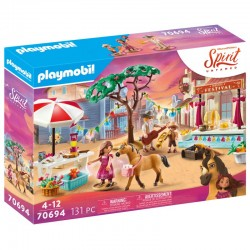 PLAYMOBIL Spirit 70694 Festiwal w Miradero
