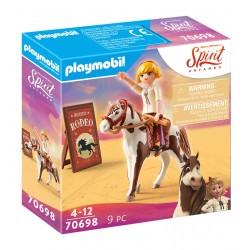 PLAYMOBIL Spirit 70698 Rodeo Abigail