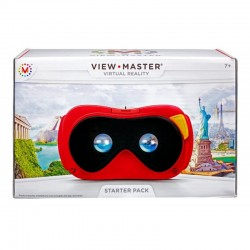 Mattel - DLL68 - Okulary Wirtualne - GOGLE VIEW MASTER VR - Zestaw Startowy