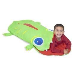 Melissa & Doug - 16208 - Śpiwór Krokodyl - Aligator