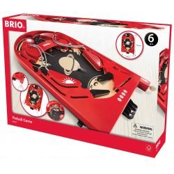 BRIO Gra Zręcznościowa PINBALL 34017