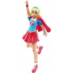 Mattel - DMM32 - DMM34 - Lalka - DC Super Hero Girls - Superbohaterki - SUPERGIRL - Mini