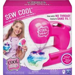 SPIN MASTER Cool Maker MASZYNA DO SZYCIA + Akcesoria 6058340