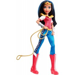 Mattel - DLT61 - DLT62 - Lalka - DC Super Hero Girls - Superbohaterki - WONDER WOMAN