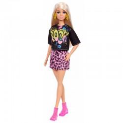 MATTEL Lalka Barbie Fashionistas LALKA NR 155 GRB47
