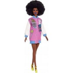 MATTEL Lalka Barbie Fashionistas LALKA NR 156 GRB48