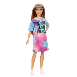 MATTEL Lalka Barbie Fashionistas LALKA NR 159 GRB51