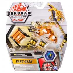 Spin Master BAKUGAN Armored Alliance Figurka Gillator Ultra + Baku Gear 4275