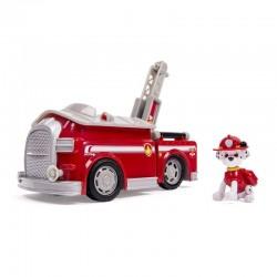 SPIN MASTER- 4345 - Psi Patrol - Paw Patrol - Pojazd on-a-roll - Wóz Strażacki z Dźwiękami - MARSHALL