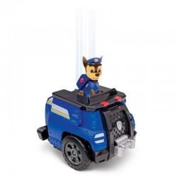 SPIN MASTER - 5055 - Psi Patrol - Paw Patrol - Pojazd on-a-roll - Wóz Policyjny z Dźwiękami - CHASE