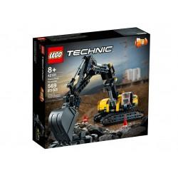 LEGO TECHNIC 42121 Wytrzymała Koparka 2w1