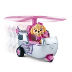 SPIN MASTER - 6709 - Psi Patrol - Paw Patrol - Helikopter z Figurką - SKYE