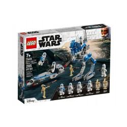 LEGO STAR WARS 75280 Żołnierze-Klony z 501 Legionu