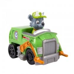 SPIN MASTER - 4356 - Psi Patrol - Paw Patrol - Pojazd do Recyklingu - ROCKY