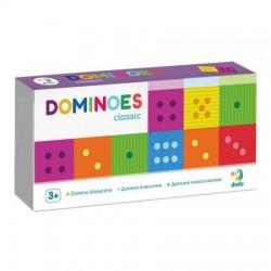DODO Gra Układanka Domino Klasyczne 300225