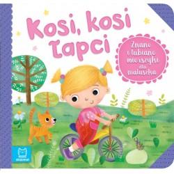 Aksjomat Książeczki dla Dzieci Książeczka z Wierszykami KOSI, KOSI ŁAPCI 7515