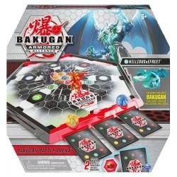 Spin Master BAKUGAN Armored Alliance Arena Walki + Ekskluzywna Figurka Bakugan 6056040